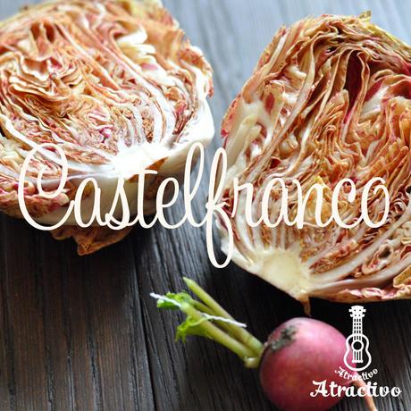 バラのようなイタリア野菜カステルフランコ の種