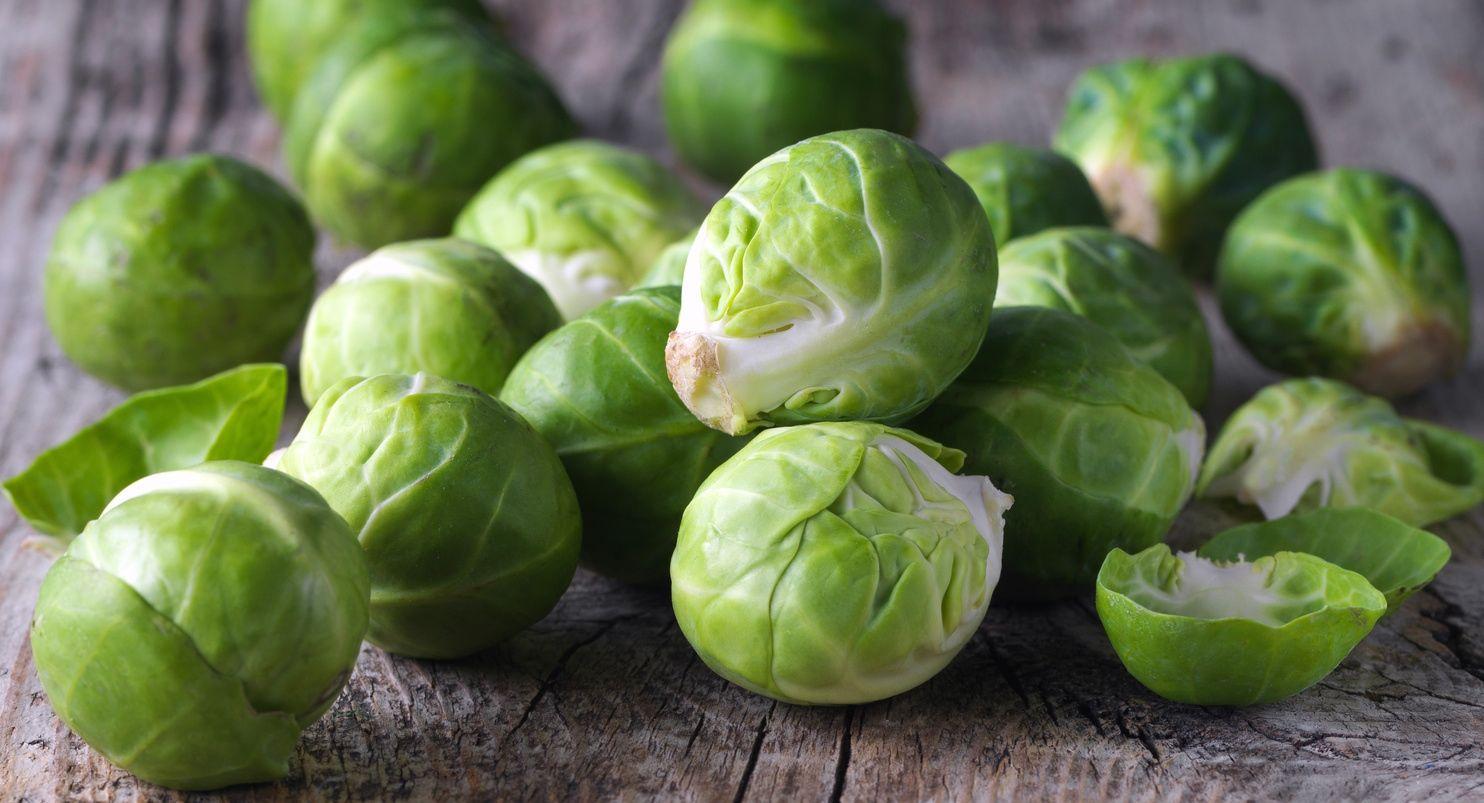 西洋野菜の芽キャベツ「ブリュッセルスプラウト」