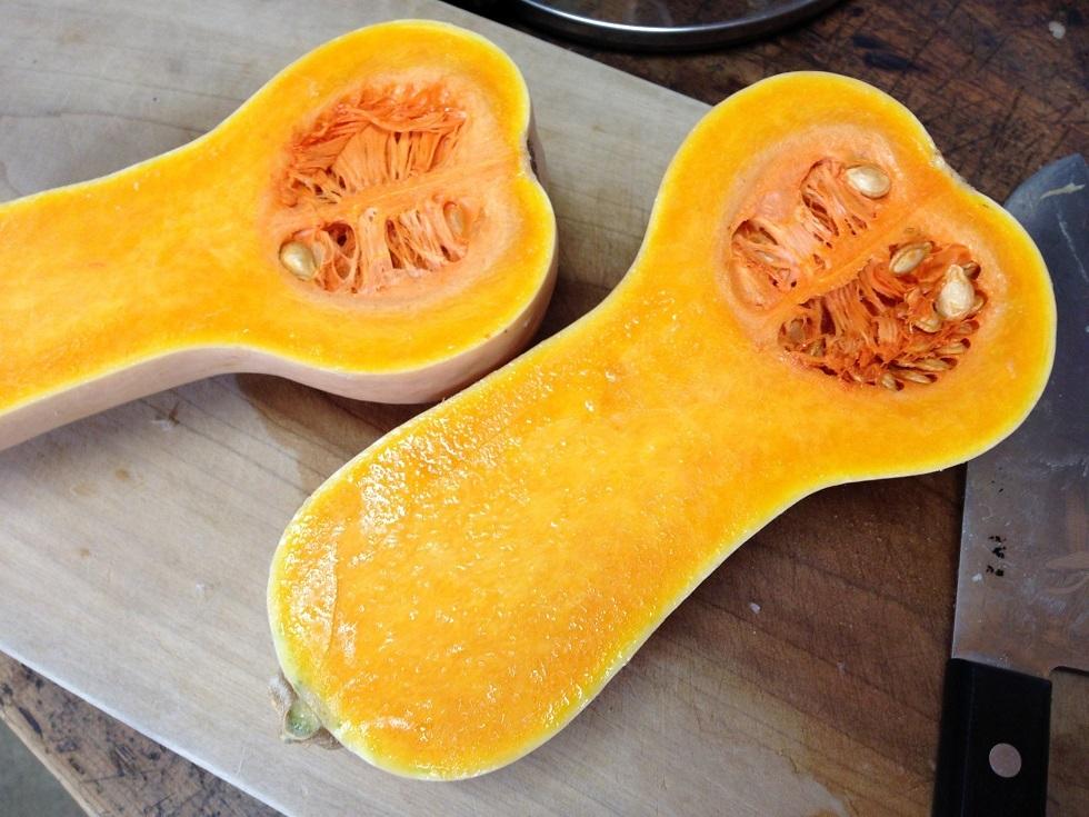 バターナッツかぼちゃのプリンレシピ