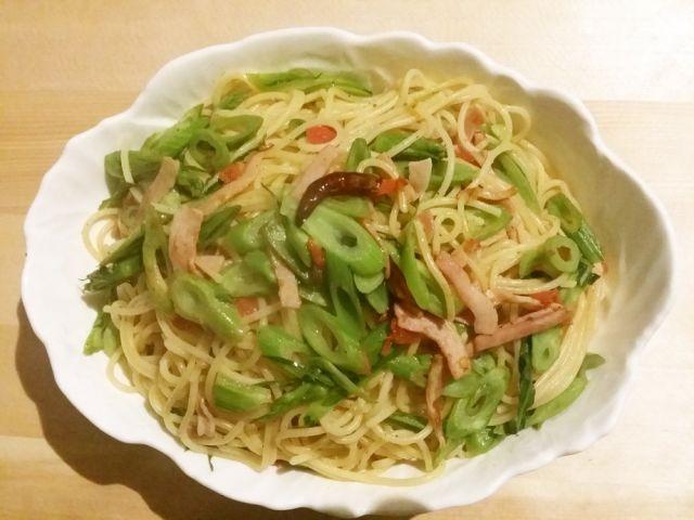 イタリア野菜プンタレッラのアイデアレシピ