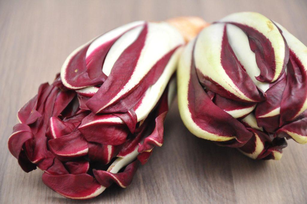 イタリアの冬野菜ラディッキオ タルティーボ