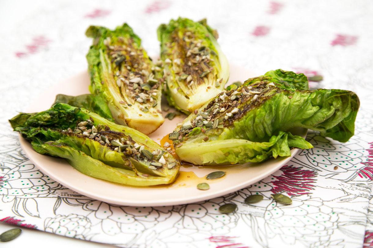 加熱をしてもシャキシャキ感が残る/南フランスの伝統野菜/シュクリーヌレタス